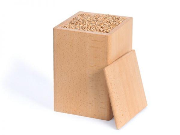 Schnitzer Getreidedose Wood 2 kg