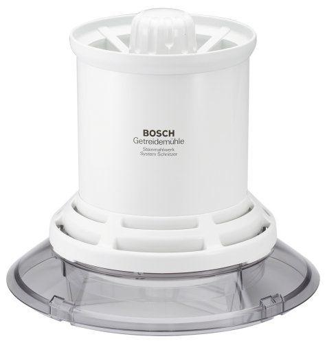 Schnitzer Mahlaufsatz für Bosch MUZ 7 GM2 Serien