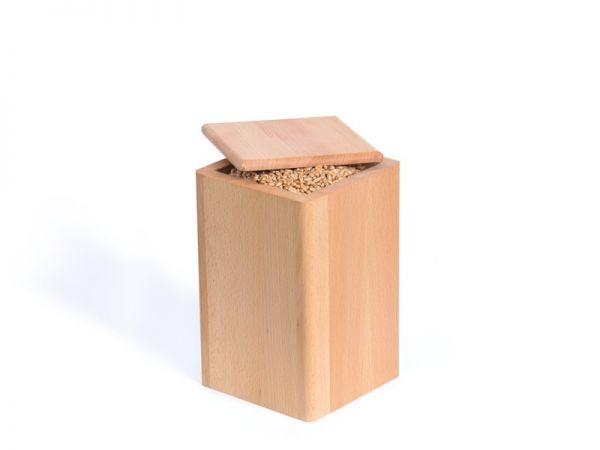 Schnitzer Getreidedose Wood 1 kg