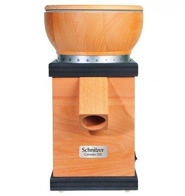 Schnitzer Cerealo 200 Anthrazit