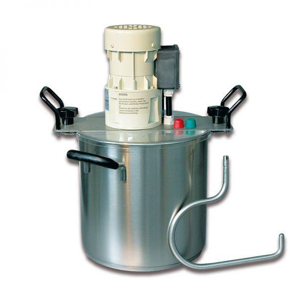 Teigknetmaschine T200 (17 Liter)
