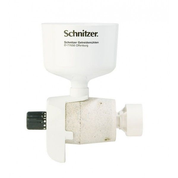 Schnitzer Steinmahlvorsatz für Jupiter 862, Culina, Stiebel, Zyliss